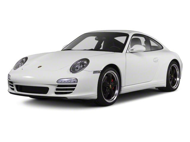 2011 Porsche 911 Prices and Values Coupe 2D Turbo S AWD side front view