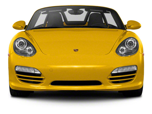 2011 Porsche Boxster Prices and Values Roadster 2D front view