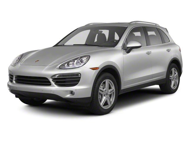 2011 Porsche Cayenne Pictures Cayenne Utility 4D AWD (V6) photos side front view