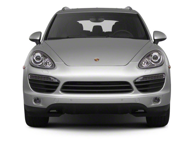 2011 Porsche Cayenne Prices and Values Utility 4D Turbo AWD (V8) front view