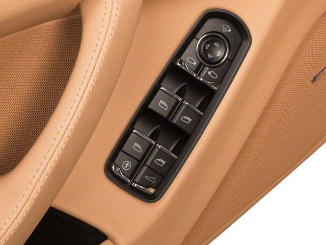 2011 Porsche Panamera Prices and Values Hatchback 4D driver's side interior controls