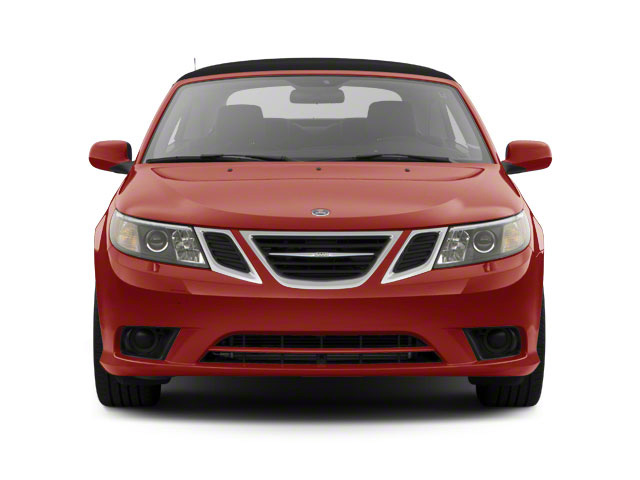 2011 Saab 9-3 Prices and Values Convertible 2D Aero Turbo front view