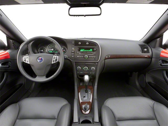 2011 Saab 9-3 Prices and Values Convertible 2D Aero Turbo full dashboard