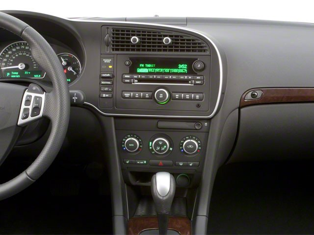 2011 Saab 9-3 Prices and Values Convertible 2D Aero Turbo center dashboard
