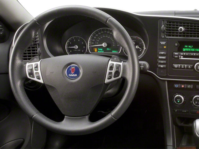 2011 Saab 9-3 Prices and Values Wagon 5D SportCombi Turbo driver's dashboard
