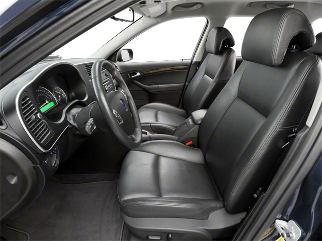 2011 Saab 9-3 Prices and Values Wagon 5D SportCombi Turbo front seat interior