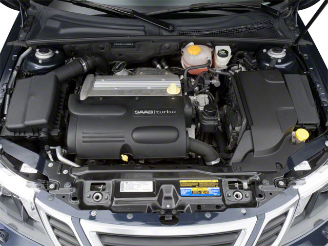 2011 Saab 9-3 Prices and Values Wagon 5D SportCombi Turbo engine
