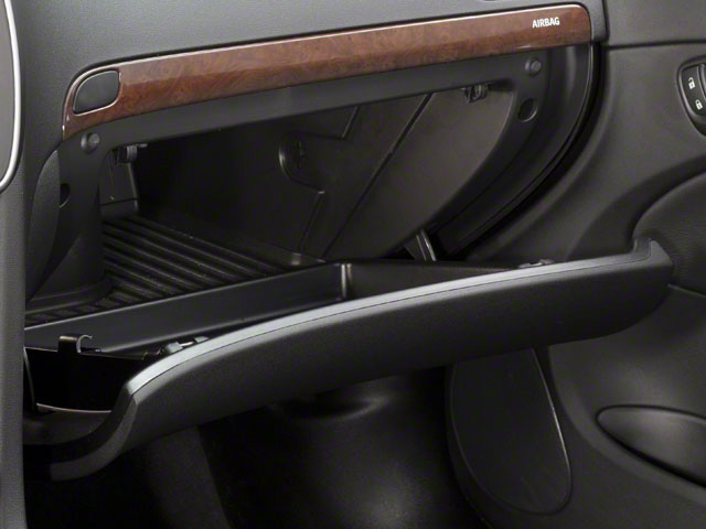 2011 Saab 9-3 Prices and Values Wagon 5D SportCombi Turbo glove box
