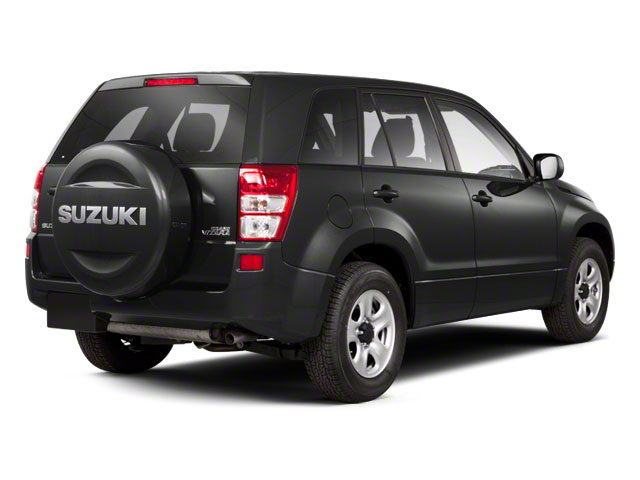 2011 Suzuki Grand Vitara Prices and Values Utility 4D Limited 4WD side rear view