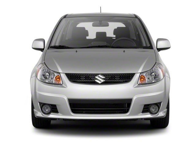 2011 Suzuki SX4 Pictures SX4 Hatchback 5D photos front view