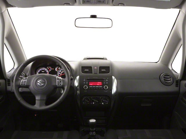 2011 Suzuki SX4 Pictures SX4 Hatchback 5D photos full dashboard