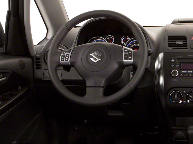 2011 Suzuki SX4 Pictures SX4 Sedan 4D Anniversary photos driver's dashboard