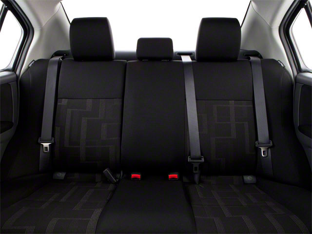 2011 Suzuki SX4 Pictures SX4 Sedan 4D Anniversary photos backseat interior