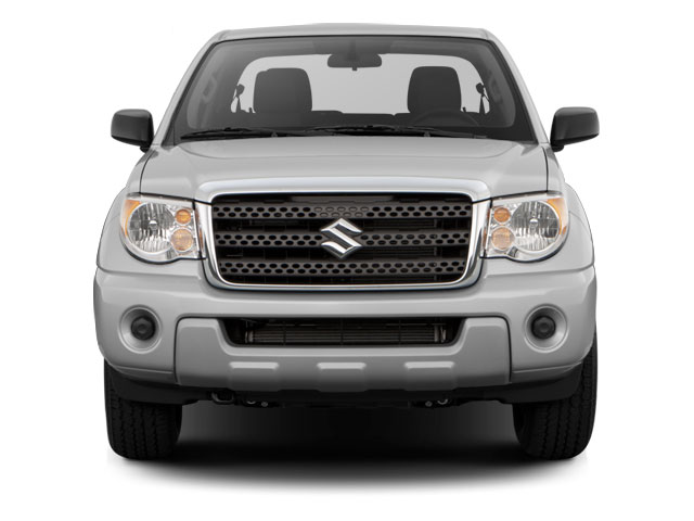 2011 Suzuki Equator Prices and Values Crew Cab Sport 2WD front view