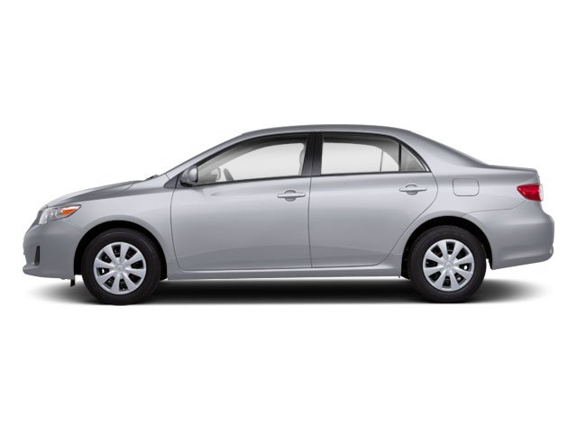 2011 Toyota Corolla Prices and Values Sedan 4D LE side view