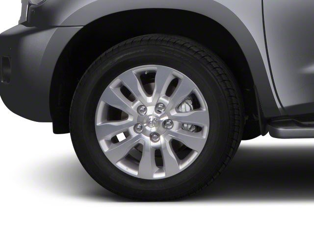2011 Toyota Sequoia Pictures Sequoia Utility 4D Limited 4WD photos wheel