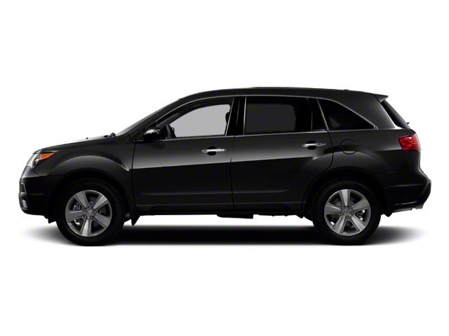 2012 Acura MDX Prices and Values Utility 4D Technology AWD side view