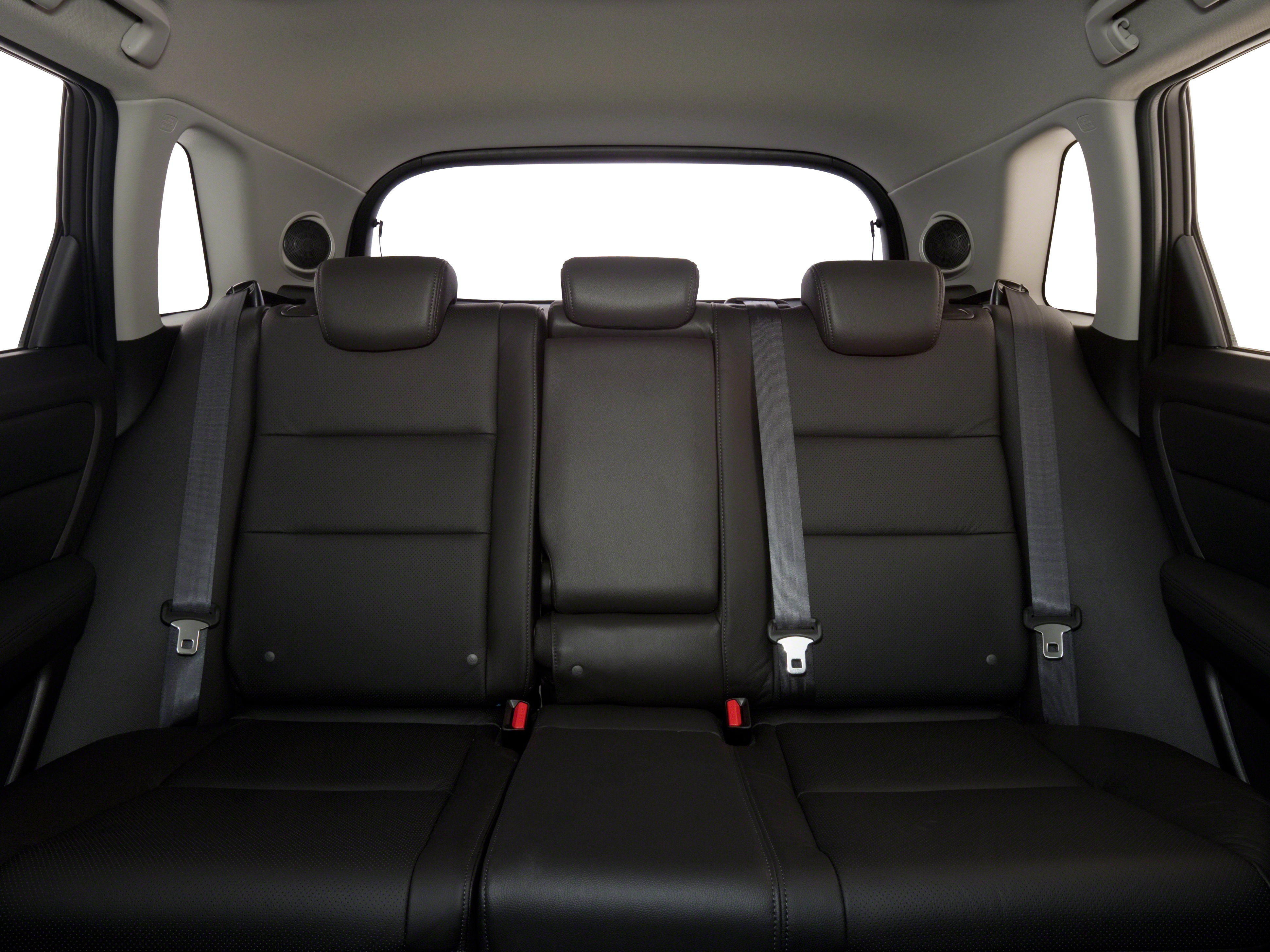 2012 Acura RDX Prices and Values Utility 4D AWD backseat interior