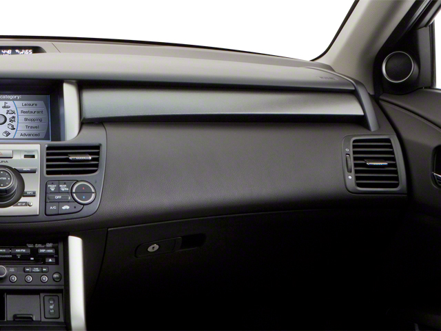 2012 Acura RDX Prices and Values Utility 4D AWD passenger's dashboard