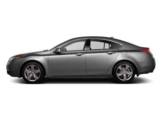 2012 Acura TL Prices and Values Sedan 4D AWD side view