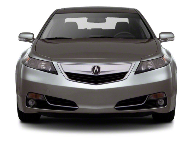 2012 Acura TL Prices and Values Sedan 4D Advance AWD front view