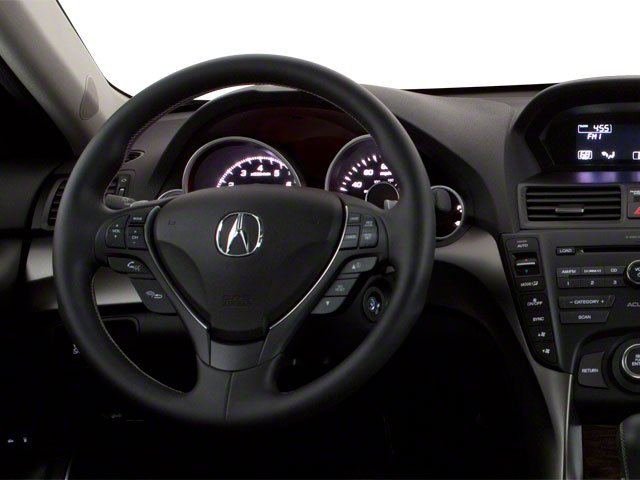 2012 Acura TL Prices and Values Sedan 4D Advance AWD driver's dashboard