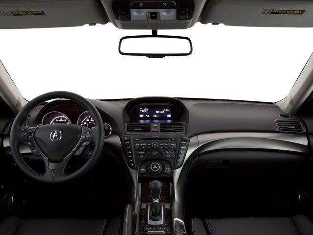 2012 Acura TL Prices and Values Sedan 4D Advance AWD full dashboard