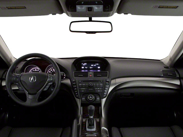 2012 Acura TL Prices and Values Sedan 4D AWD full dashboard