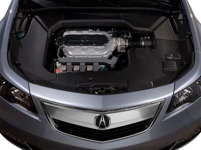 2012 Acura TL Prices and Values Sedan 4D AWD engine