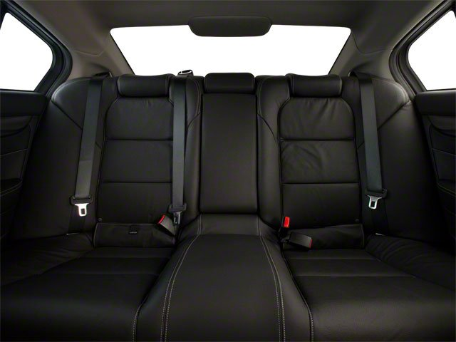 2012 Acura TL Prices and Values Sedan 4D AWD backseat interior