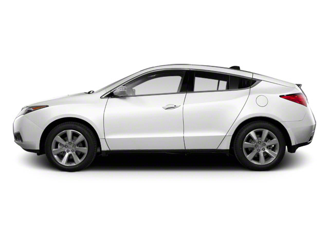 2012 Acura ZDX Prices and Values Utility 4D Advance AWD side view