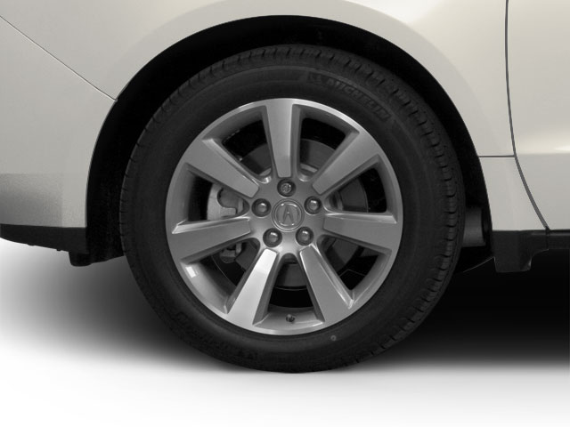 2012 Acura ZDX Prices and Values Utility 4D Advance AWD wheel