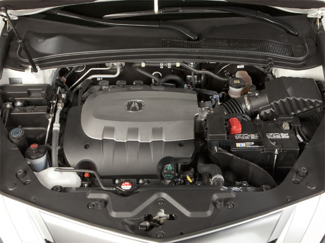2012 Acura ZDX Prices and Values Utility 4D Advance AWD engine