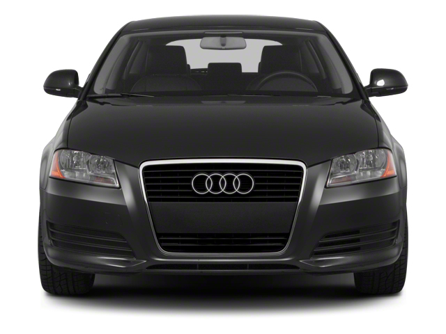 2012 Audi A3 Pictures A3 Hatchback 4D 2.0T Quattro photos front view
