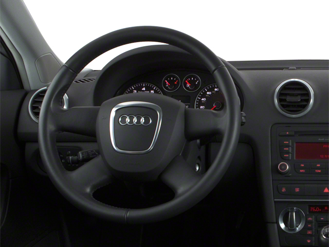 2012 Audi A3 Prices and Values Hatchback 4D TDI Premium Plus driver's dashboard