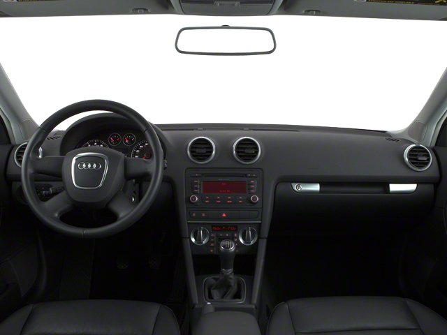 2012 Audi A3 Pictures A3 Hatchback 4D 2.0T Quattro photos full dashboard