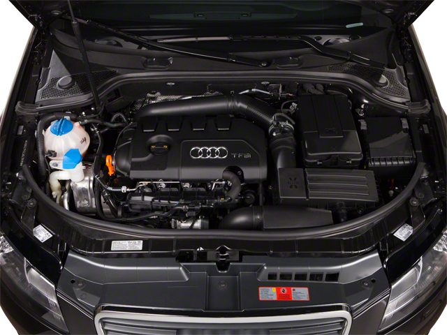 2012 Audi A3 Pictures A3 Hatchback 4D 2.0T Quattro photos engine