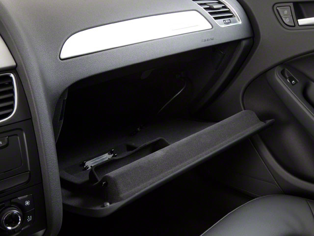 2012 Audi A4 Pictures A4 Wagon 4D 2.0T Quattro photos glove box
