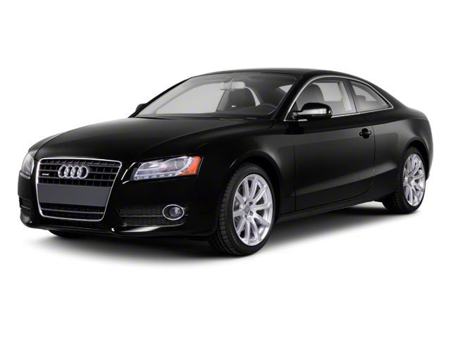 2012 Audi A5 Prices and Values Coupe 2D Quattro side front view