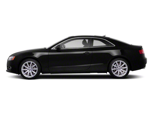 2012 Audi A5 Prices and Values Coupe 2D Quattro side view