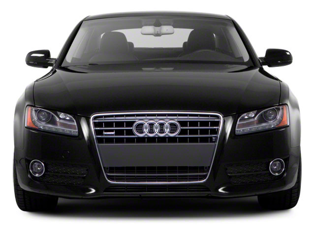2012 Audi A5 Prices and Values Coupe 2D Quattro front view