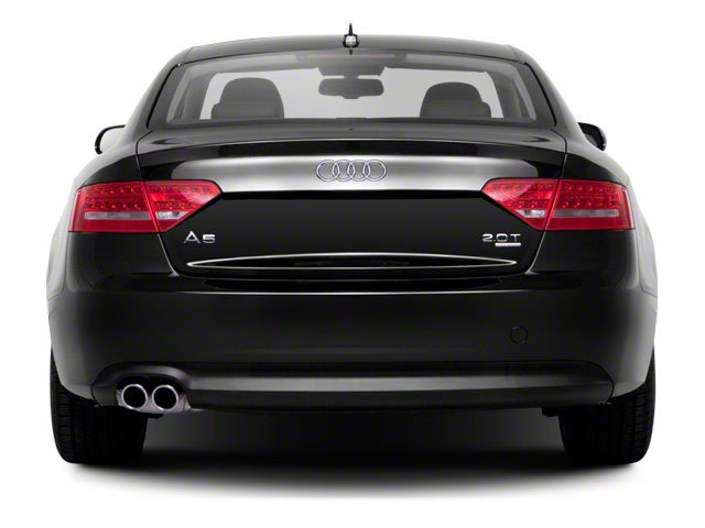 2012 Audi A5 Prices and Values Coupe 2D Quattro rear view