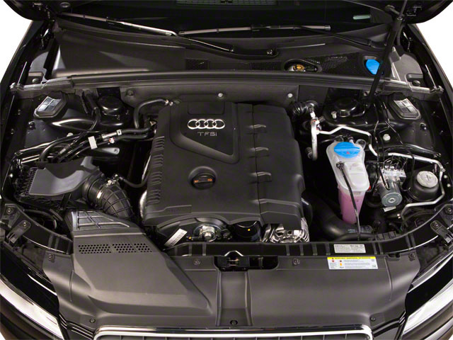 2012 Audi A5 Prices and Values Coupe 2D Quattro engine