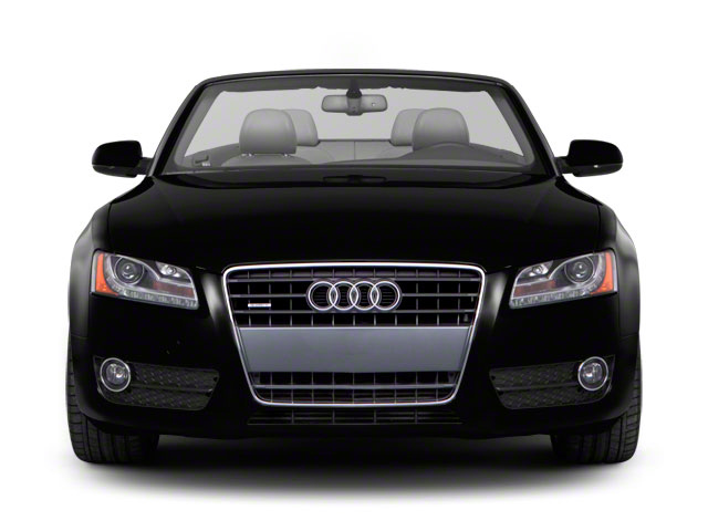 2012 Audi A5 Prices and Values Convertible 2D S-Line Quattro front view