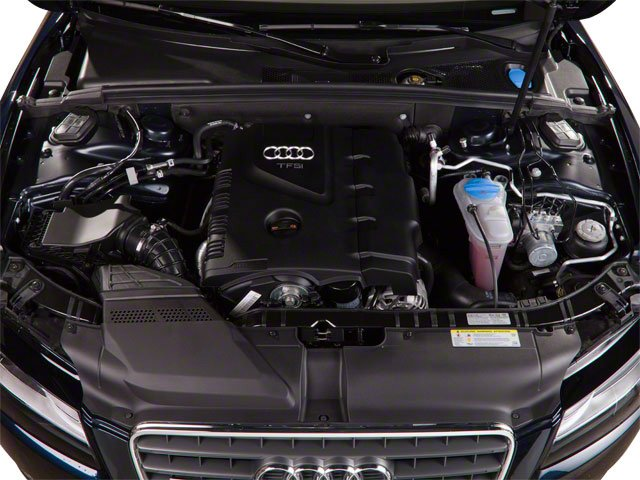 2012 Audi A5 Prices and Values Convertible 2D S-Line Quattro engine