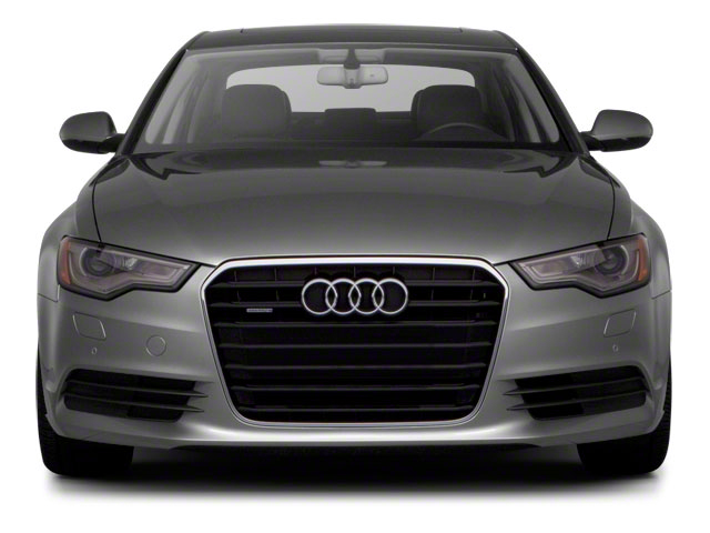2012 Audi A6 Prices and Values Sedan 4D 2.0T front view