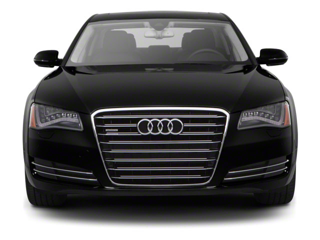2012 Audi A8 Prices and Values Sedan 4D 4.2 Quattro front view