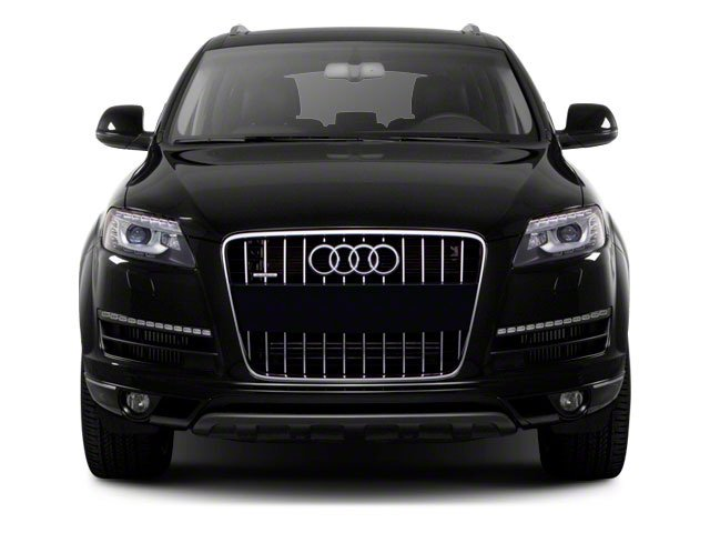 2012 Audi Q7 Prices and Values Utility 4D 3.0 TDI Prestige AWD front view
