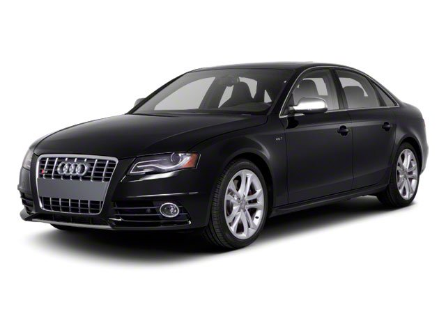 2012 Audi S4 Prices and Values Sedan 4D Quattro side front view