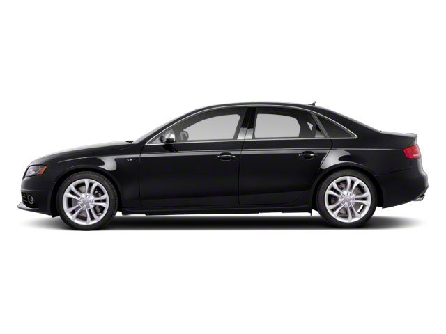 2012 Audi S4 Prices and Values Sedan 4D Quattro side view